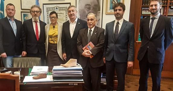 Montevideo, Uruguay: Grupul de Lucru Deschis privind Abordarea Strategică a Managementului Internațional al Chimicalelor